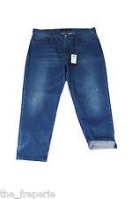 * Victoria Beckham * Engineer Boyfriend jeans W32 il27