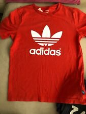 Adidas Red T 12/13