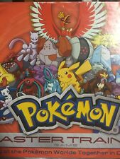 POKEMON MASTER TRAINER GAME (PIECES)