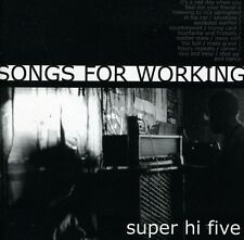 Super Hi-Five-Songs For Working  CD NEW