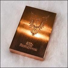 10x 500g Kupferbarren | Bundesland Insigne Berlin | aus deutscher Produktion