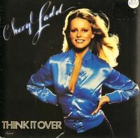 """CHERYL LADD (CHARLIE'S ANGELS) think it over/you turn me around 7"""" PS EX/VG sos"""
