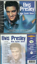 CD 15T  ELVIS PRESLEY  <<  BLUE SUEDE SHOES  >>   DE 2007   NEUF  SCELLE
