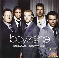 Back Again...No Matter What: The Greatest Hits by Boyzone (Boy Band)