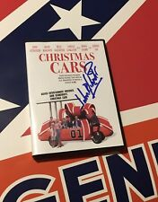 Christmas Cars Autographed By John Schneider Dukes Of Hazzard General Lee Bo 01