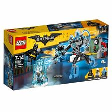 LEGO 70901 THE BATMAN MOVIE Mr Freeze Ice Attack 3 minifigures brand new in box