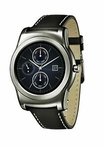 LG Urbane Stainless Steel Android Wear OS Smartwatch Excellent Condition Boxed
