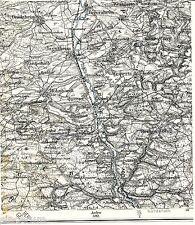 Jagstzell Stimpfach Frankenhardt 1913 Teilkarte/Ln. Weipertshofen Jagstheim