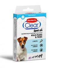 Bob Martin Clear Spot On Flea Treatment Cats Dogs Kills Fleas Ticks