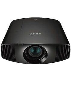 Sony - VW325ES 4K SXRD Home Theater Projector with HDR - Black Brand NEW