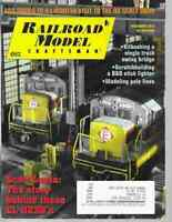 Railroad Model Craftsman Magazine December 2012 The Story Behind These EL U23B's