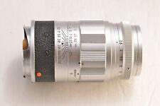 Leica 90mm f2.8 Elmarit M Rangefinder Lens Chrome  **EXC++**