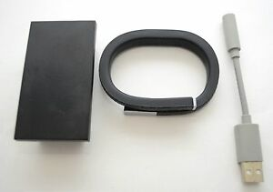 NEW Jawbone UP Wristband SMALL Black Onyx 2nd Gen Fitness Diet Tracking Bracelet