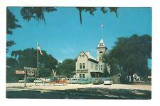 The Old Jail St. Augustine Florida Unused Vintage Postcard AN54