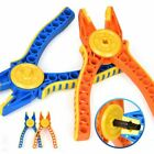City Military Technical Series Demolition Of Block Pliers Tong Tool Device Toys