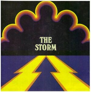 THE STORM s/t CD Top 1970s Hard Rock from Spain – on Lost Vinyl