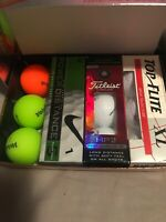 Assorted Golf Balls (Dozen)
