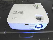 NEC NP410 LCD Projector, 2600 ANSI - Lumens, VGA