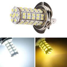 Xenon 68 COCHE H7 6000k Bombilla LED Luz 12v DIURNO Lámpara Ultra brillante ZX
