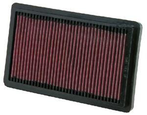 K&N Hi-Flow Performance Air Filter 33-2005 fits BMW 6 Series 635 CSi (E24) 136kw