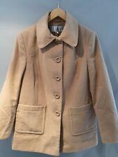 ISOLA Cappotto invernale color cammello, taglia 16.