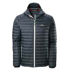 NEW Kathmandu Heli Hooded Lightweight Water-Repellent Warm Mens Down Jacket v3