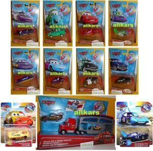 COLOUR CHANGERS - Farbwechsler Autos Color Disney Cars Mattel Fahrzeuge Vehicles