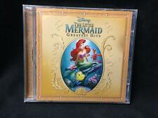 DISNEY THE LITTLE MERMAID GREATEST HITS  LIKE NEW CD - 13 SONGS UNDER THE SEA