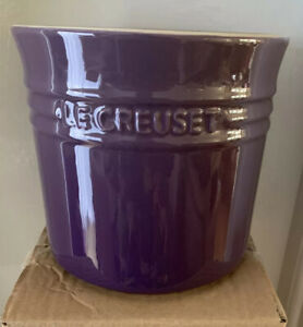 Le Creuset Utensil Holder 2.3L Large Ultra Violet (NEW)