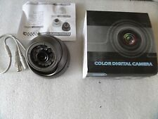NEW Sony CCD IR9824-G-3.6mm Color Infrared CCTV Dome Camera Weatherproof Model