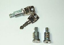 LAND ROVER LOCK BARREL SET DEFENDER 90 110 130 MTC6504 NEW
