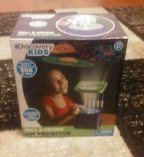 Discovery Kids Wall & Ceiling Art Projector New in Box