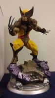 Kotobukiya Marvel Comics Wolverine Brown Costume Danger Room Sessions X-Men