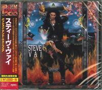 STEVE VAI-PASSION & WARFARE-JAPAN CD Ltd/Ed B63