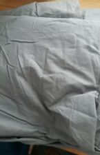 Superking  Bed Sheet Valance Grey