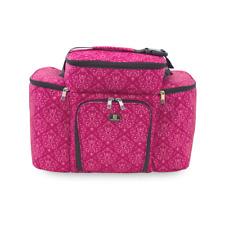 Belita, Beautcians and Manicurist Makeup Tool Bag, Cosmetics Case, Pink