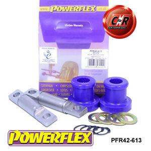 PFR42-613 Powerflex Fits MG ZS Rear Trailing Arm Inner Bushes