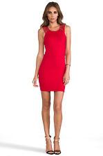 Donna Mizani Ultra Soft Multi Strap Dress HEATHER Size Medium 1299