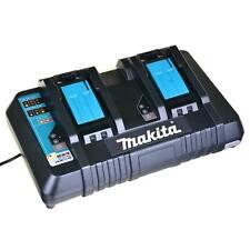 MAKITA 630860-8 Li-ion Dual Port Battery Charger 7.2v - 18v DC18RD