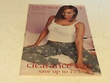 Victoria's Secret : December Clearance 2001
