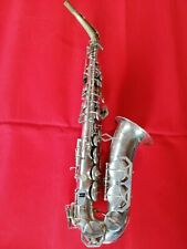 """SAXOPHONE ALTO DOLNET """"Universal"""" (Made In France)."""