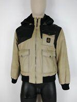 REFRIGIWEAR PARKA Cappotto Giubbotto Giubbino Jacket Coat Giacca Tg XL Uomo