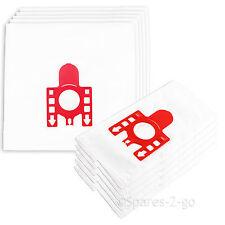 10 Sacchetti per Aspirapolvere Miele Compatibile Fjm S6210 S6220 S6240 S6290 S6730 S4812 Sacchetti per aspirapolvere Filtri