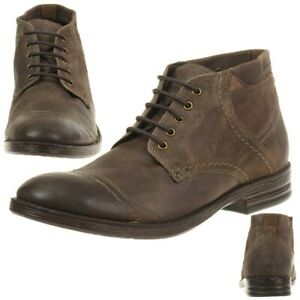 Clarks Delsin Top Leather Men's Leather Braun Size 39,5 +44,5