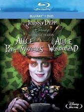 Alice in Wonderland / Alice au pays de merveilles [Blu-ray + DVD] (Bilingual)