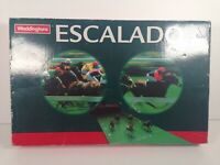 Waddingtons Escalado Classic Horse Racing Game Parts Horses Jockey's