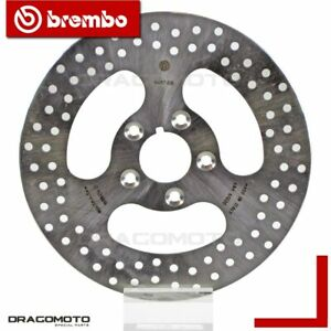 HARLEY 1450 FLTR/I ROAD GLIDE 1998-1999 Disque Frein Arrière BREMBO