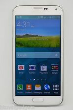 Samsung Galaxy S5 SM-G900A 16GB White UNLOCKED SIM GSM TMOBILE AT&T METRO SIMPLE