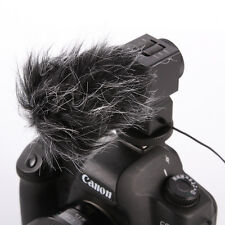 Handheld Cam Recording Microphone Stereo Photography Interview System Set