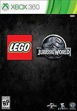 LEGO JURASSIC WORLD Microsoft XBox 360 Game